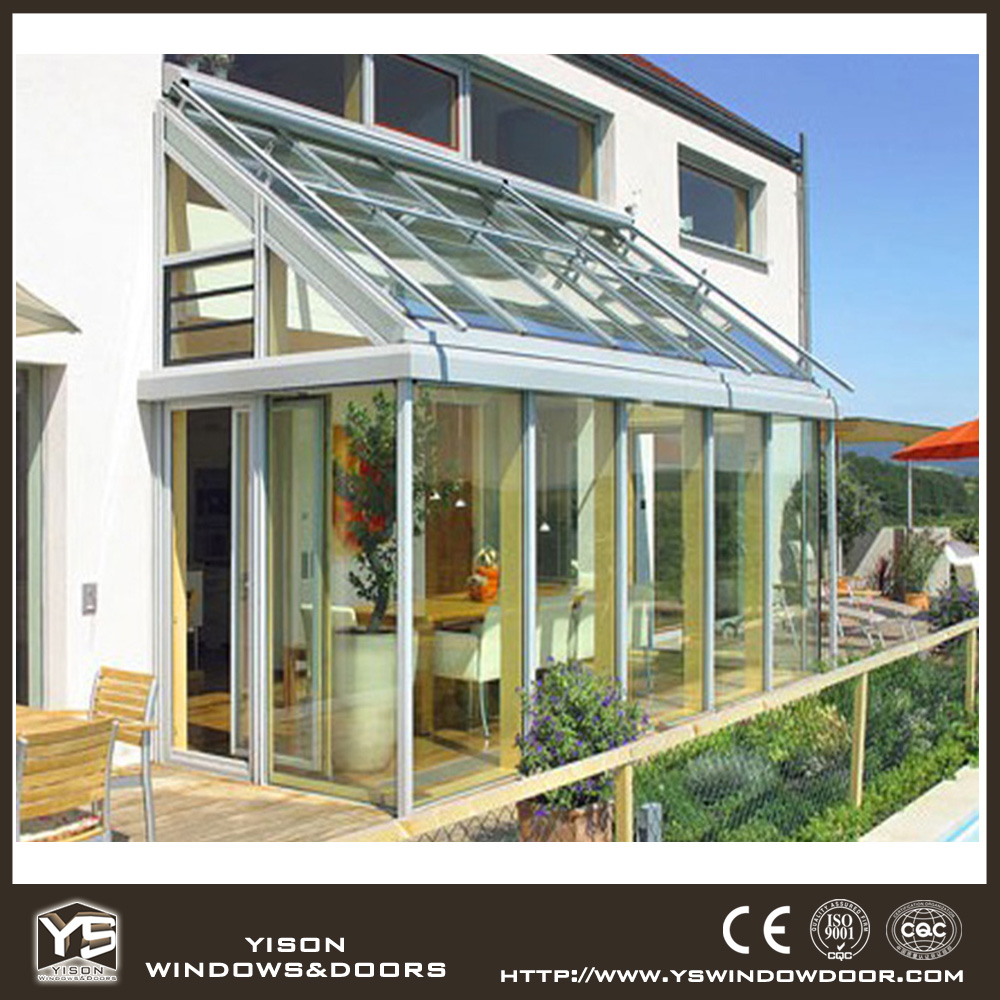 Prefabricated sunroom prefabricated glass sunroom for Sunroom attached to house