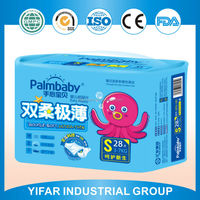 100,000 class purification workshop new production line stable quality valuable eco - friendly teens diaper