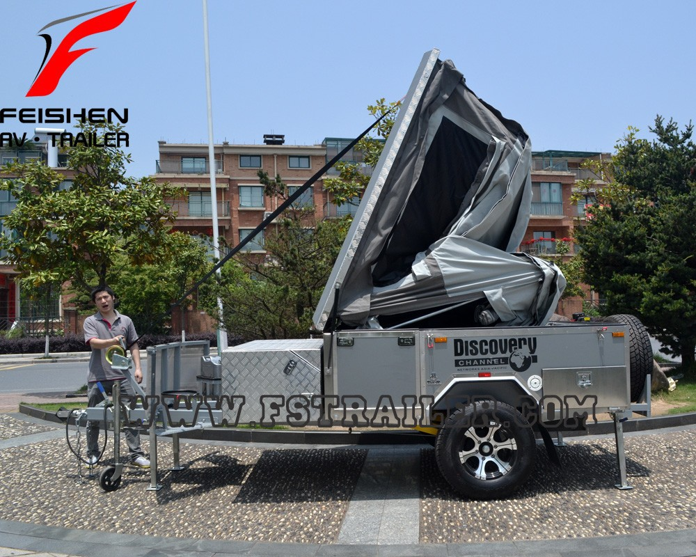 Original Image Gallery For Hard Floor Offroad Camper Trailer  AmericanListed