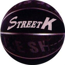 size 7 hot sale rubber basketball/manufacturer