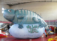 2015 customized giant inflatable animal / all printing