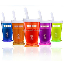frozen drink cups for Peanut Butter Ice