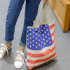 natural color cotton tote bag, luxury cotton shopping bag, 2014 spring & summer cotton tote bag