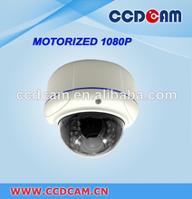 full hd 1080p a prueba de vandalismo varifocal ir motorizado ip de la cámara