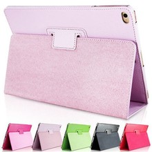 Ultra Slim Full Body Smart Folio Case Cover for The New for iPad Air 2 Full Sleep Wake compatibility