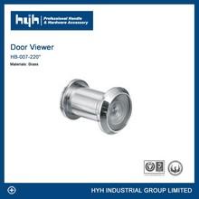 Guangdong supplier high quality peephole door viewer / modern style door eye viewer