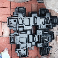 KOBELCO 7045 track pad for Crawler Crane Undercarriage Parts