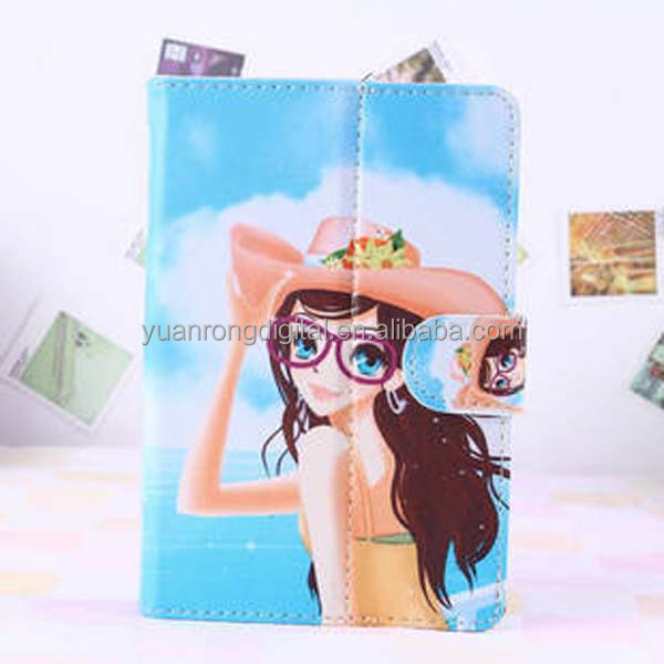 Cartoon Beard Tablet Case for iPad Mini