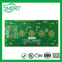 electronic PCB manufacturer and assembled pcb