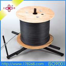 48 core optic cable aerial self supporting g652d outdoor adss fiber optic cable