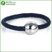Hot sale health jewelry with magnetic clasps anti-static bio magnetic bracelet