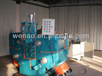Large model helical vane forming machine, roll forming machine