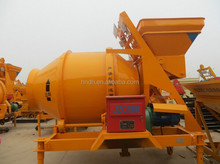 JZC350B Electric mobile concrete mixer diesel in good condition