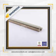 SINOROCK self drilling fiberglass soil nail