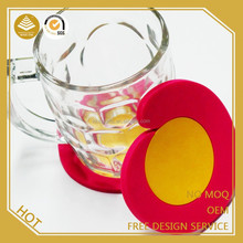Gifts set 2015 custom christmas drink coasters wedding favors