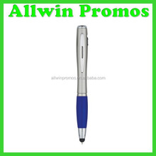 Promotional LED Pen With Stylus
