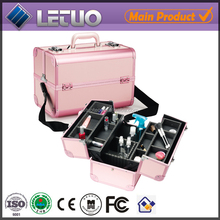 wholesale discount cosmetic bags cases combination lock cosmetic case for beauty salon