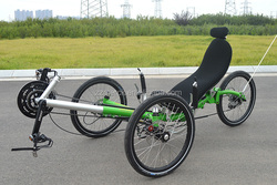 e-bike motor bike with three wheels