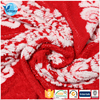 Super Soft Yarn Dyed Jacquard Polyester Sherpa Fleece Fabric for Blankets,garments