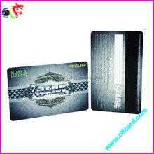Branded newly design custom pvc car perfume card