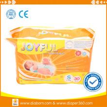 Nueva marca BonAmis desechable Pampering venta al por mayor del bebé pañales in china