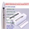 passthrough battery variable voltage X-1 mini mod vapor