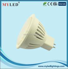 CE high power GU5.3 SMD 5W led light mr16 12v, LED ceiling spotlight