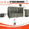 Full automatic PET bottle mineral water bottle filling machines