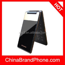 Hot selling Lenovo A588t 4 Inch TFT Screen mobile phone , Android 4.4 4GB Vertical Flip Smart Phone, no MOQ