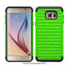 Stylish Shiny 2 in 1 silicon pc rhinestone bling bling case for samsung note 5