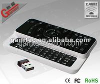 PC 2.4G Wireless Mouse /Keyboard/Remote Control 3 in 1