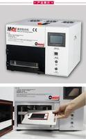 5 in 1 Funcation Mobile Screen Repair OCA vacuum laminating machine with Defoaming LCD repair automatic oca laminating