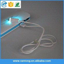 Factory Popular novel design led usb cable reasonable price