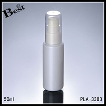 50ml round shaped travel empty perfume spray bottle