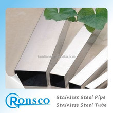 Square Stainless Steel 316 Pipe Factoy Direct Sales&Free Samples