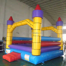 fun Inflatable Bouncer , LZ-A2207 plastic production inflatable Bouncer lobster pool float