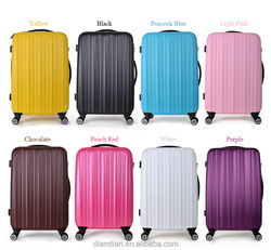 FASHION&CHEAP ABS VERTICAL BAR LUGGAGE TRAVELING BAG (DC-9119)