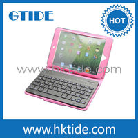 2014 bluetooth keyboard case for apple ipad mini new products on the market