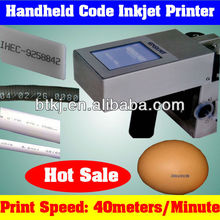 Hand holding Code Date Industrial Inkjet Printer Machine Suppliers,Industrial Inkjet Printer with Large Applications