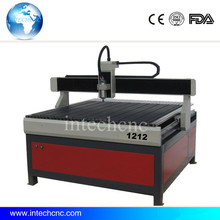 factory supply for advertising 1212 cnc router machine for aluminum
