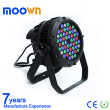 China Top Ten Selling Products 54x3w rgbw led par 64