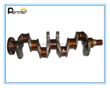 steel forged 8971079201 4ZE1 auto engine crankshaft