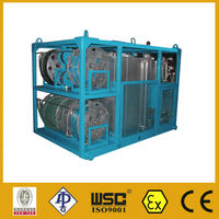 500L-3000L Oil Drilling Rig Well Pipe Pressure Test Equipment Made in China