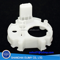 Customized high quality ASA PC plastic electronic part