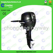 5hp- 40hp 4-stroke long/short shaft recoil/electric start 15hp gasoline outboard engine for boat