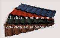 Galvalume Corrugated Painted Metal Roof