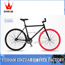 700C Colorful &high quality with lowest price n china factory producing fixed gear bike