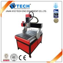 Hot Sale Chinese hobby 3d cnc router 0609/cnc 9060 router engraver/mini cnc 6090 router