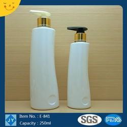 240ml 8oz PET plastic bottles for shampoo, body gel, lotion, hair conditioner