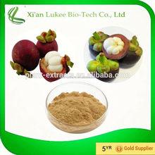 Food and beverage powder Mangosteen Peel Extract in bulk stock
